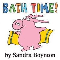 Bathtime - Sandra Boynton Waterproof Book