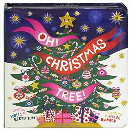 Oh! Christmas Tree! Padded Board Book