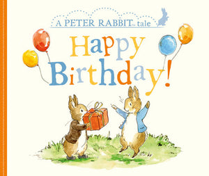Happy Birthday - A Peter Rabbit Tale
