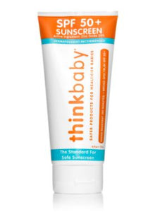 Thinkbaby Sunscreen 6oz