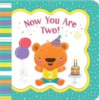 Now You Are Two - A Little Bird Greetings Book