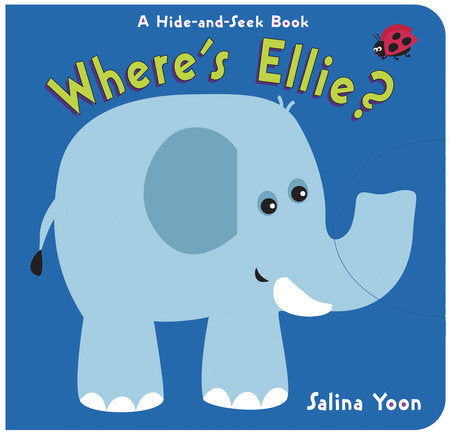 Where's Ellie? Board Book