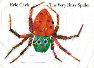 The Very Busy Spider Board Book