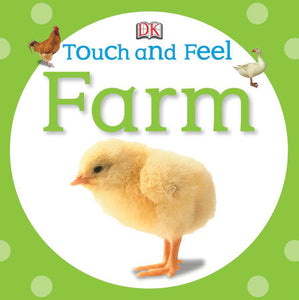 Touch and Feel: Farm Board Book