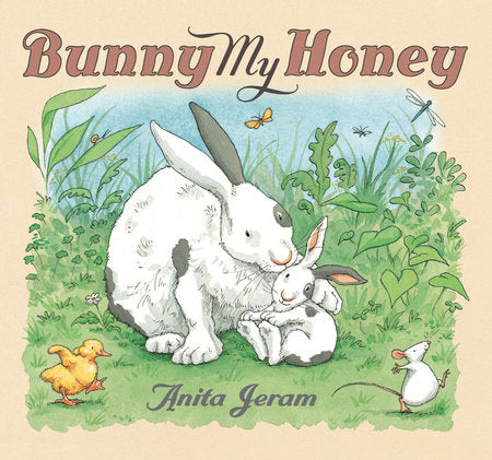 Bunny My Honey Board Book