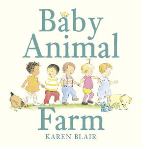 Baby Animal Farm Board Book