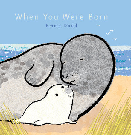 When You Were Born Hardcover Book