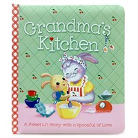 Grandma's Kitchen Padded Board Book
