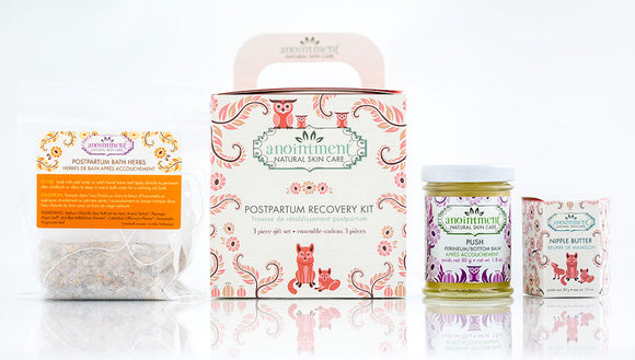 Anointment  Post Partum Recovery Kit