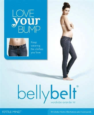 Belly Belt Kit - 3pk