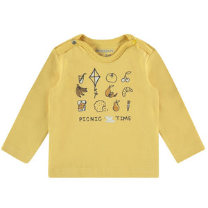Imps&Elfs Wellington Tee Yellow yellow