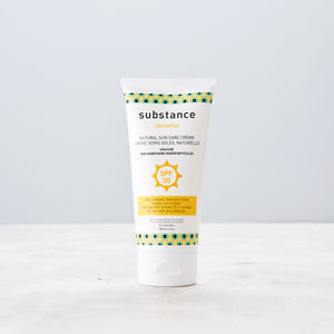 Substance Natural Unscented Sunscreen