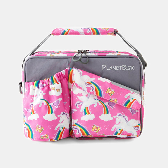 Planetbox carry bag rainbow