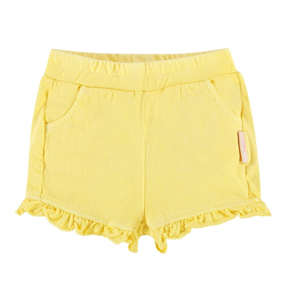 Noppies Spring Shorts Yellow