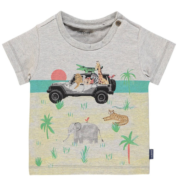 Noppies Short Sleeve Tee Sausolito