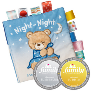Night-Night Taggies Soft Book
