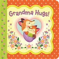 Grandma Hugs - A Little Bird Greetings Book