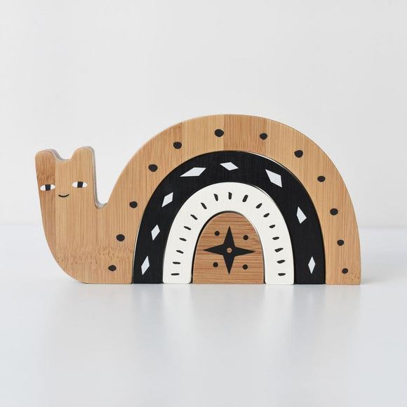 WeeGallery - Nesting Puzzle - Snail