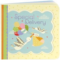 Special Delivery - A Little Bird Greetings Book