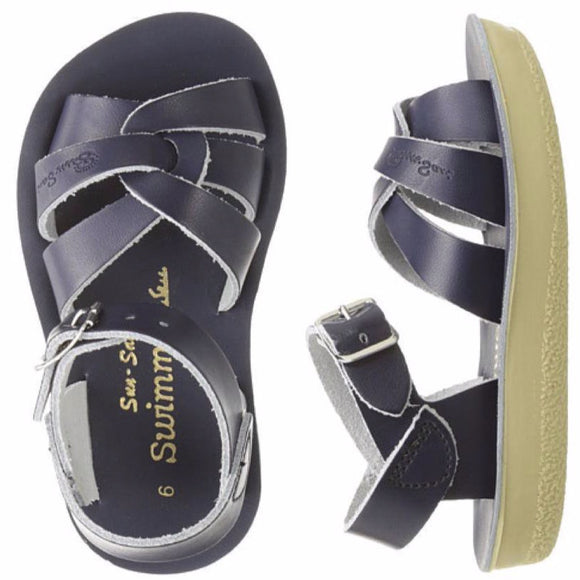 Salt Water Sandals - Swimmer Navy Blue