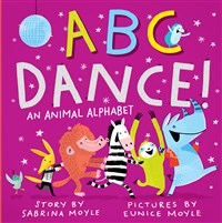 ABC Dance! Board Book