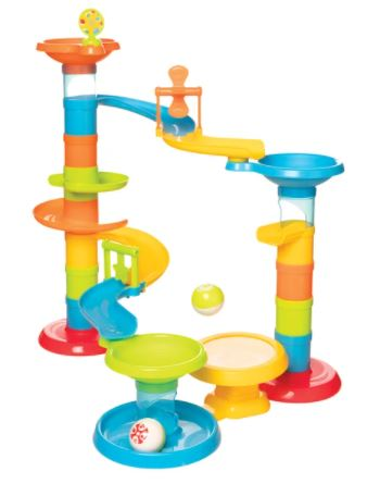Stack, Drop & Pop! Activity Toy