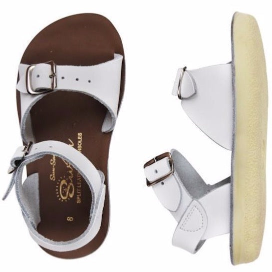 Salt Water Sandals - Surfer White