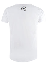 Lux Society - Crewneck Kate Print T-Shirt - 098614 - White