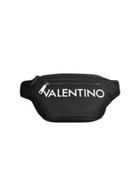 Valentino - Bum Bag Side Zip Valentino Print - 100061 - Black