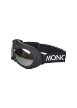 Moncler - Ski Goggles - Moncler Detail On Head Strap - 099270 - ML0130 - Black
