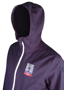 Prada X North Sails - 36th Edition America's Cup 3-in-1 Jacket - Newport - 099004 - Navy Red