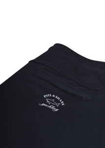 Paul & Shark - Joggers Small 3M Classic Logo on leg A20P1859 - Navy