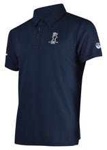 Prada X North Sails - Exclusive 36th America's Cup Short Sleeves Logo On Chest Polo - 099001 - Navy