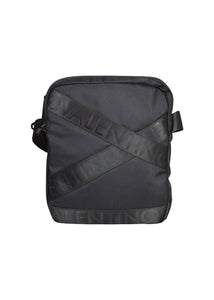 Valentino - Large Cross Body Bag Tape Story - 100179 - Black