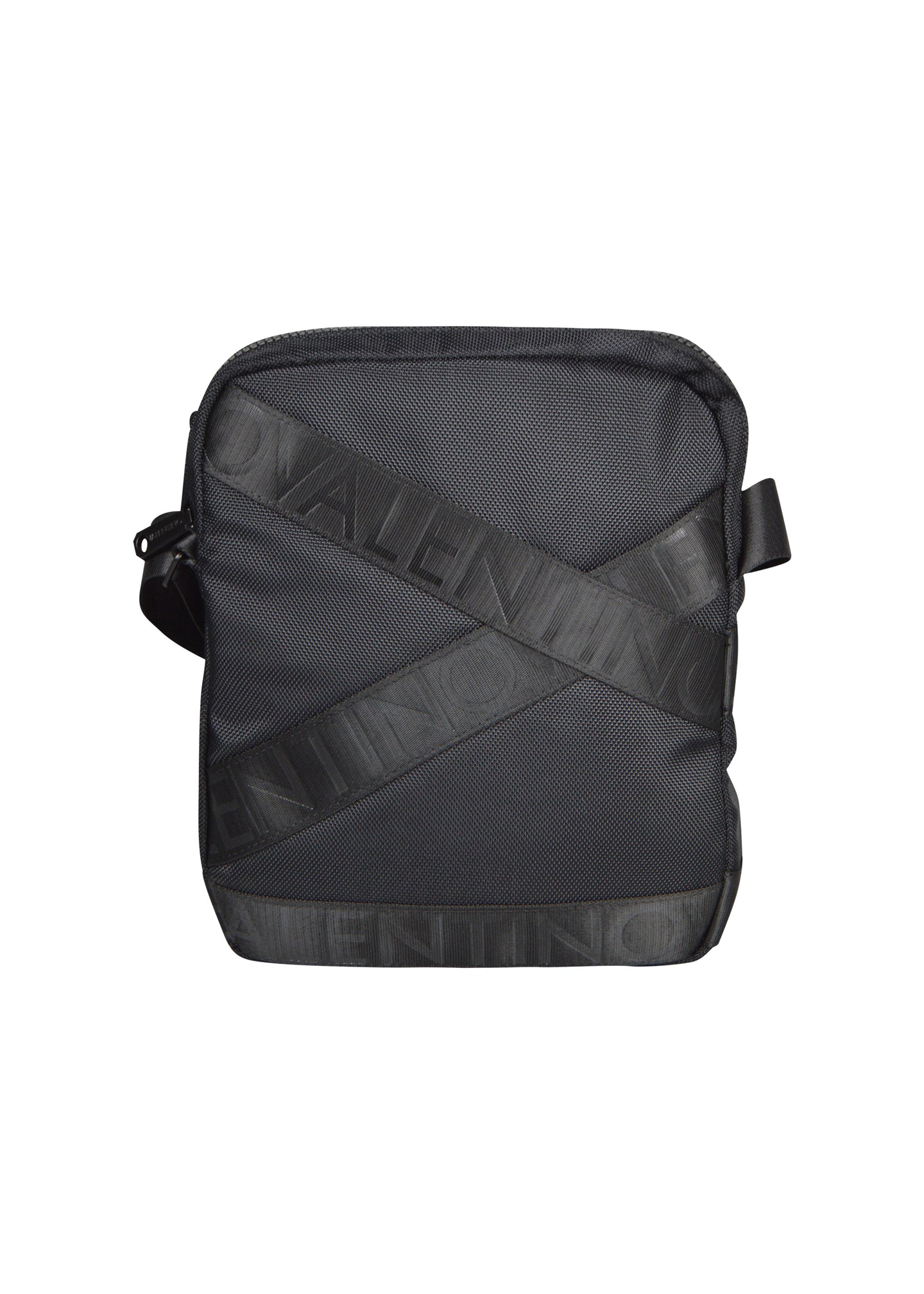 Valentino - Large Cross Body Bag Tape Story - Black