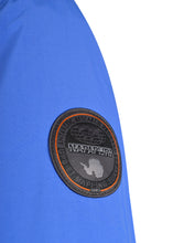Napapijri - Classic Rainforest Overhead Jacket - 100315 - Electric Blue