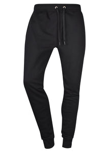 Moose Knuckles - Reynolds Cuffed Fleece Joggers - 100131 - Black