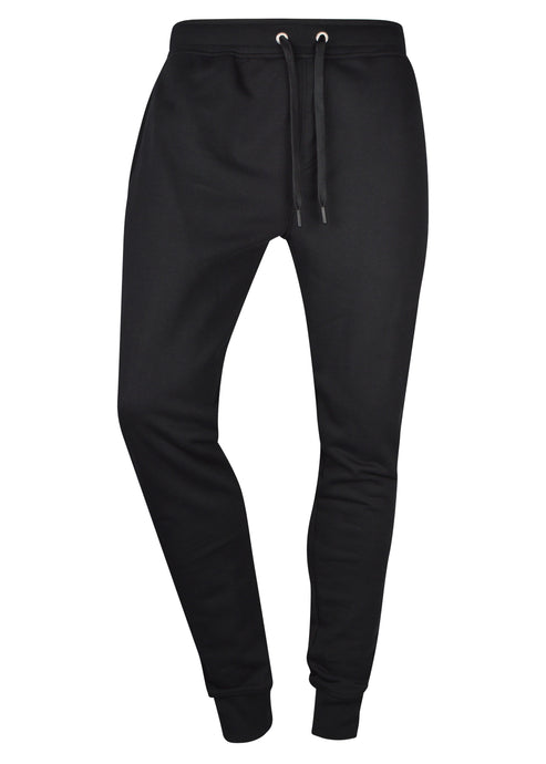 Moose Knuckles - Reynolds Cuffed Fleece Joggers - Black