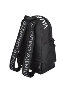 Valentino - Large  Backpack Valentino Detail On Front Of Straps - 100180 - Black