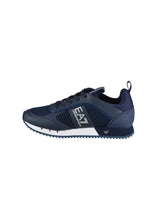 EA7 - Classic Mash Lace Trainer - 100264 - Navy White