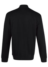 Emporio Armani - Large Embroidered Logo Funnel Neck Tracksuit - 100257 - Black