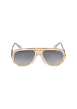 Cazals - Aviators Clear Lens Legends Ltd Edition Vintage - Clear