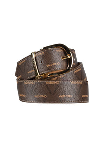 Valentino - Multilogo Reversible Belt - 200013 - Multilogo Tan
