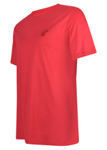 Versace Collection - Classic Iconic Half Medusa Short Sleeve T-Shirt - 097000 - V800683R - Red