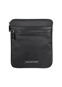 Valentino - Large Crossbody Badge Bag - 200009 - Black