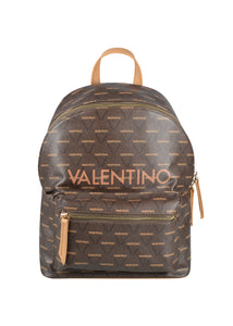 Valentino - Leather Multilogo Backpack - 200016 - Multilogo Tan