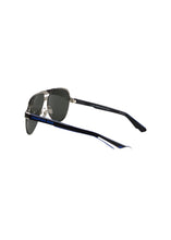 Dior - Iconic Aviator Double Bridge Side Logo - 099460 - 2027002MC - Blue