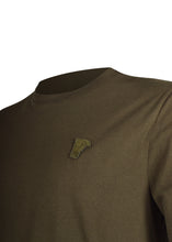 Versace Collection - Classic Iconic Half Medusa Short Sleeve T-Shirt - 097000 - V800683R - Khaki