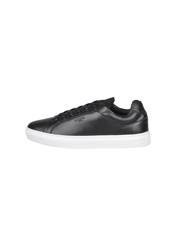 Mallet - Low Profile Cup Sole Trainer - 100077 - Black