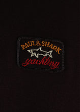 Paul & Shark - Crew Neck T-Shirt Badge on Chest - 099317 - Black